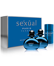 Michel Germain Men's 3-Pc. Paris Homme Tendre Set, A $130 Value