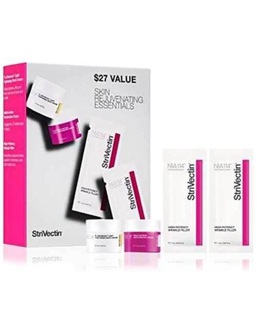 Receive a FREE 3-Pc. Skin Rejuvenating Essentials Set with any $89 StriVectin purchase