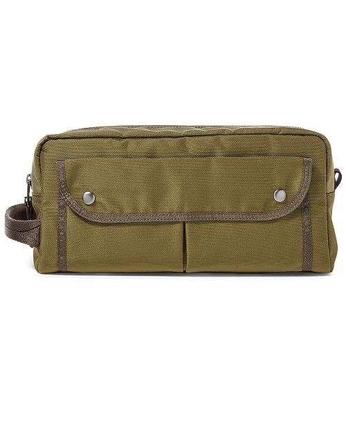 Polo Ralph Lauren Men s Military Shave Bag  Polo Ralph Lauren Men s  Military Shave ... 7b6ac19ba9ec5