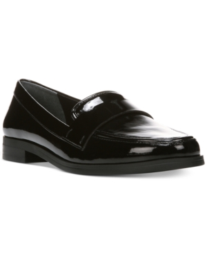 UPC 093638671599 product image for Franco Sarto Women's Valera Loafer Black Patent Synthetic Size 9.5 M | upcitemdb.com