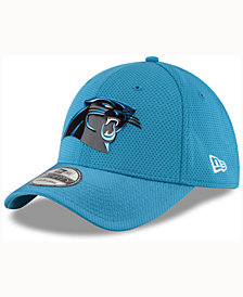 New Era Carolina Panthers On-Field Color Rush 39THIRTY Cap