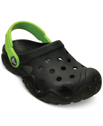 Crocs Swiftwater K Clogs, Toddler Boys & Little Boys