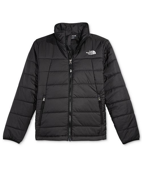 331f5ba1d9 The North Face Tamburello Jacket, Big Boys (8-20) & Reviews - Coats ...