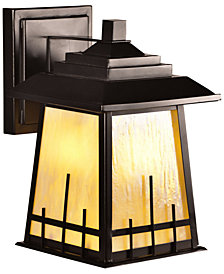 Dale Tiffany Clyde Bronze Wall Lighting