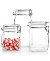 Bormioli Rocco Fido Classic Jar Collection