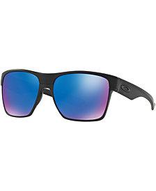 Oakley Polarized Twoface XL Sunglasses, OO9350 59