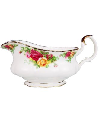 Old Country Roses 19 oz. Gravy Boat