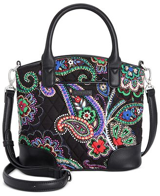 Vera Bradley Signature Trimmed Mini Crossbody