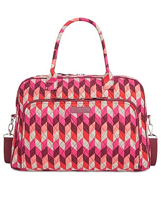 Vera Bradley Signature Weekender Travel Bag 2.0