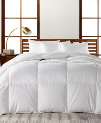 European White Goose Down Heavyweight Full/Queen Comforter, Hypoallergenic UltraClean Down, Created for Macy's