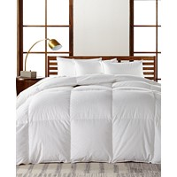 Hotel Collection European White Goose Down Twin Comforter