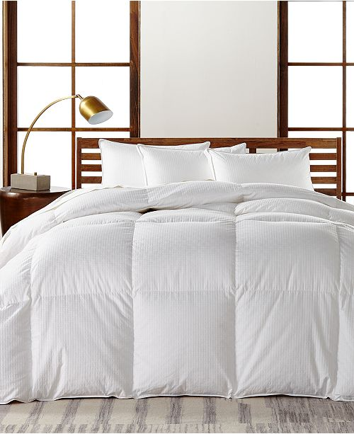 Hotel Collection European White Goose Down Heavyweight Comforters, Hypoallergenic UltraClean Down, Created for Macy's