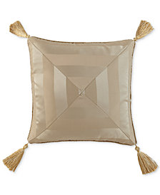 "Waterford Anya 18"" X 18"" Decorative Pillow"