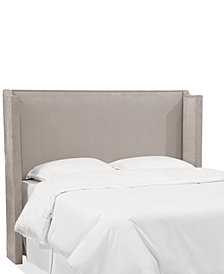 Jada Twin Nail Button Bed, Quick Ship