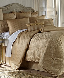 Reversible Anya Queen 4-Pc. Comforter Set