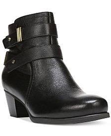 Black Guess Ladies Gygy Bootie G By