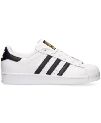 adidas Women\u0027s Superstar Casual Sneakers from Finish Line - Finish Line  Athletic Sneakers - Shoes - Macy\u0027s