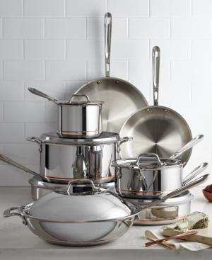 All-Clad Copper-Core 14-Pc. Cookware Set
