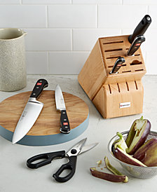 Wüsthof Classic 7 Piece Knife Block Set