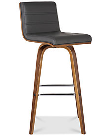 "Vienna 30"" Bar Stool, Quick Ship"
