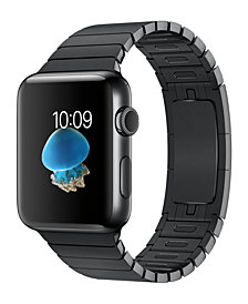 Apple Watch Series 2 42mm Space Black Stainless Steel Case with Space Black Link Bracelet