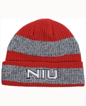 adidas Northern Illinois Huskies Player Watch Knit Hat