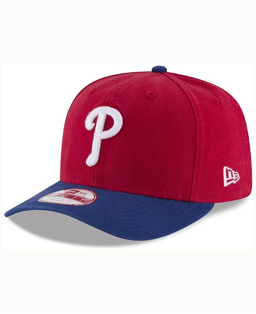 promo code 853f0 89292 New Era. Philadelphia Phillies Vintage Washed 9FIFTY Snapback Cap. Be the  first to Write a Review. main image ...