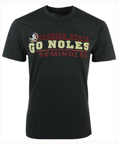 Colosseum Men's Florida State Seminoles Verbiage Stack T-Shirt