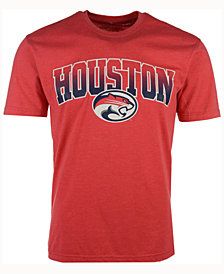 Colosseum Men's Houston Cougars Gradient Arch T-Shirt