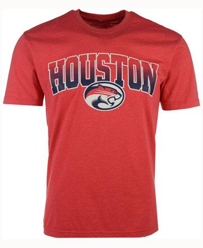 Colosseum Men's Houston Cougars Gradient Arch T-Shirt