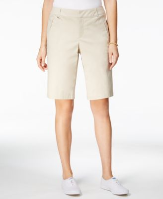 Charter Club Womens Shorts - Macy's