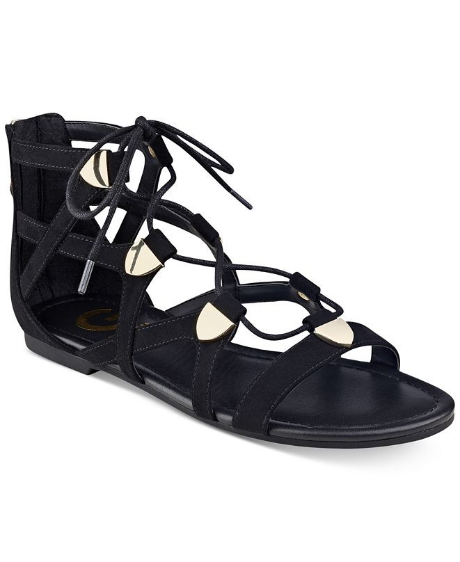 G by GUESS Lewy Gladiator Sandals