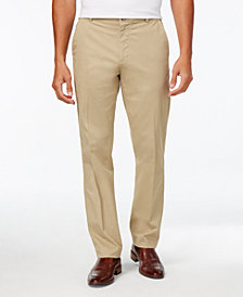 Calvin Klein Men's Regular Fit Cotton Stretch Twill Pants