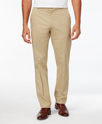 Calvin Klein Men's Cotton Twill Pants - Pants - Men - Macy's