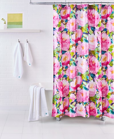 bluebellgray Cait 72 Square Shower Curtain