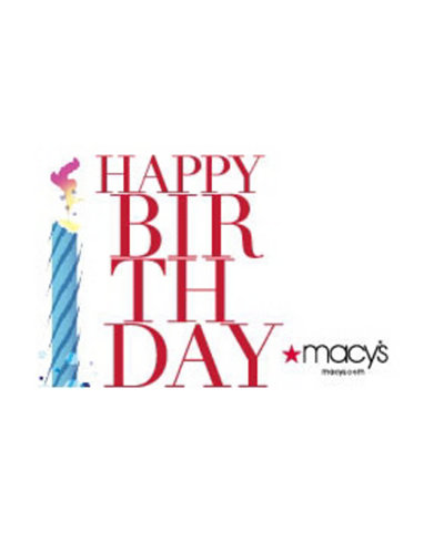 Happy birthday e gift card all occasions gift cards macys happy birthday e gift card bookmarktalkfo Images