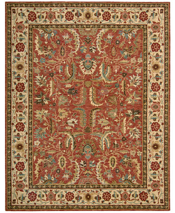 Rug Created For Macy S Persian Legacy Pl04 Terracotta