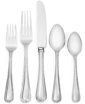 Lenox Vintage Jewel Flatware Collection Flatware