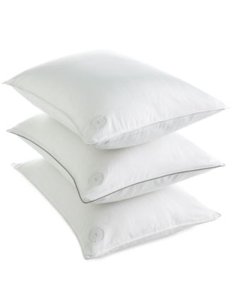 hotel collection firm density primaloft down alternative pillow fill created