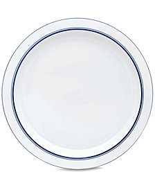 Dansk Dinnerware, Christianshavn Blue Dinner Plate