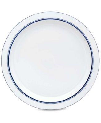 Dansk Dinnerware Christianshavn Blue Dinner Plate  sc 1 st  Macy\u0027s & Dansk Dinnerware Christianshavn Blue Dinner Plate - Dinnerware ...