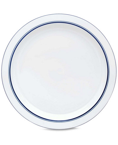 Dansk Dinnerware Christianshavn Blue Dinner Plate
