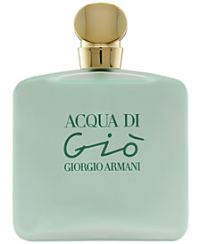 Giorgio Armani Acqua di Gio for Her Eau de Toilette Spray, 3.4 oz.