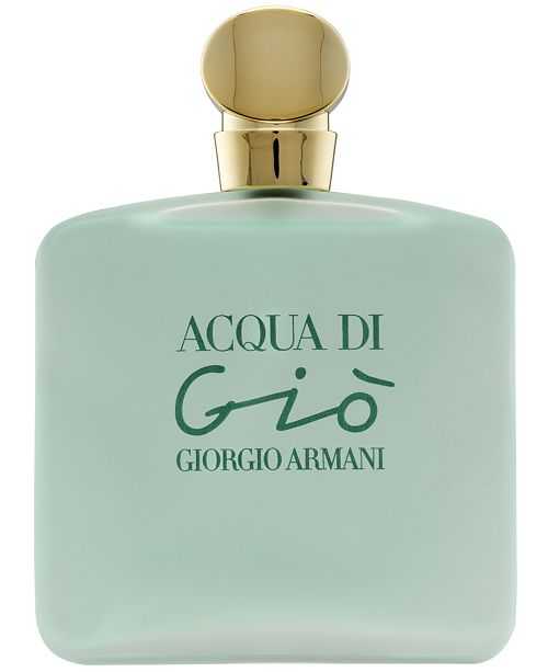 Giorgio Armani Acqua Di Gio For Women Perfume Collection Reviews