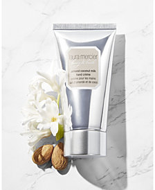 Laura Mercier Almond Coconut Milk Hand Crème , 2 oz.