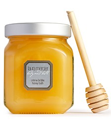Crème Brulee Honey Bath, 12 oz.