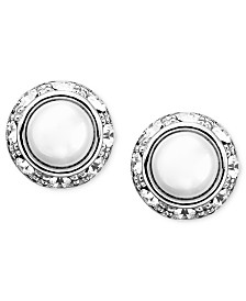 Lauren Ralph Lauren Glass Pearl Earrings