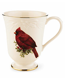 "Lenox ""Winter Greetings"" Accent Mug"