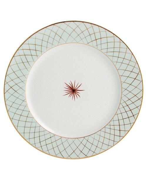 "Bernardaud ""Etoiles"" Dinner Plate"