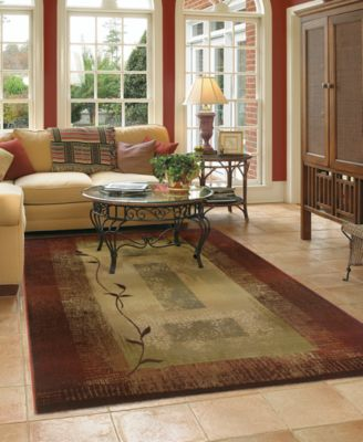 Area Rug, Generations 544X Shadow Vine 9'9